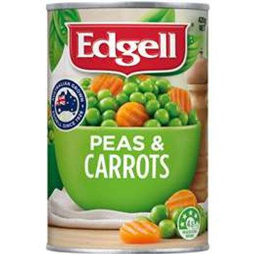 Edgell Peas & Carrots  420g