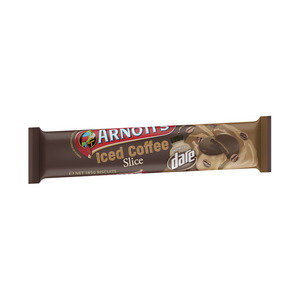 Arnott's Dare Iced Coffee Slice Chocolate Biscuit