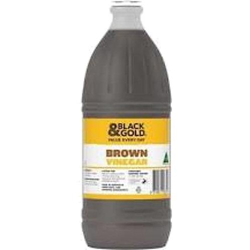 Black & Gold Brown Vinegar 1l