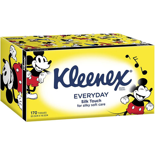Kleenex Everyday 2 Ply Kids Facial Tissues
