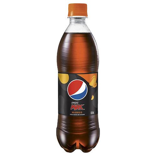 Pepsi Max Mango 600ml x 24 bottles