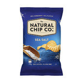Natural Chip Co. Sea Salt Potato Chips 175g