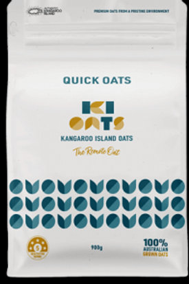 KI Quick Oats 900g
