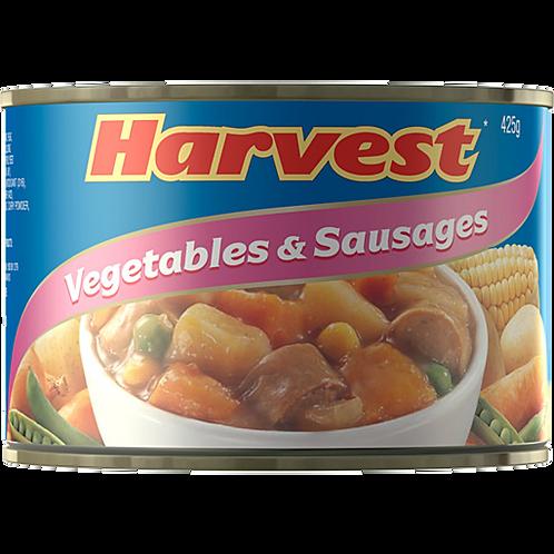 Harvest Vegetables & Sausage 425g