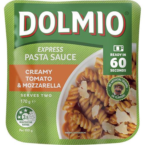 Dolmio Express Pasta Sauce Pouch 170g