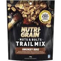 Kellogg's Nutri-grain Nuts & Bolts 120g