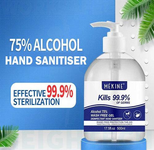 100ml ALCOHOL BASED HAND SANITIZER GEL