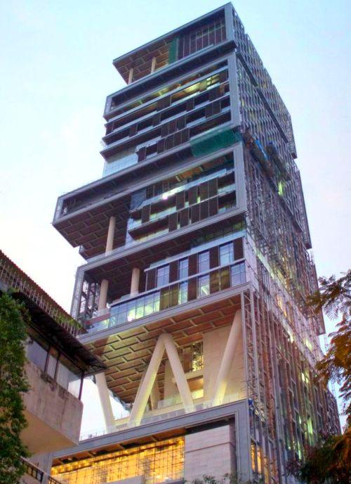 Antillia Mumbai