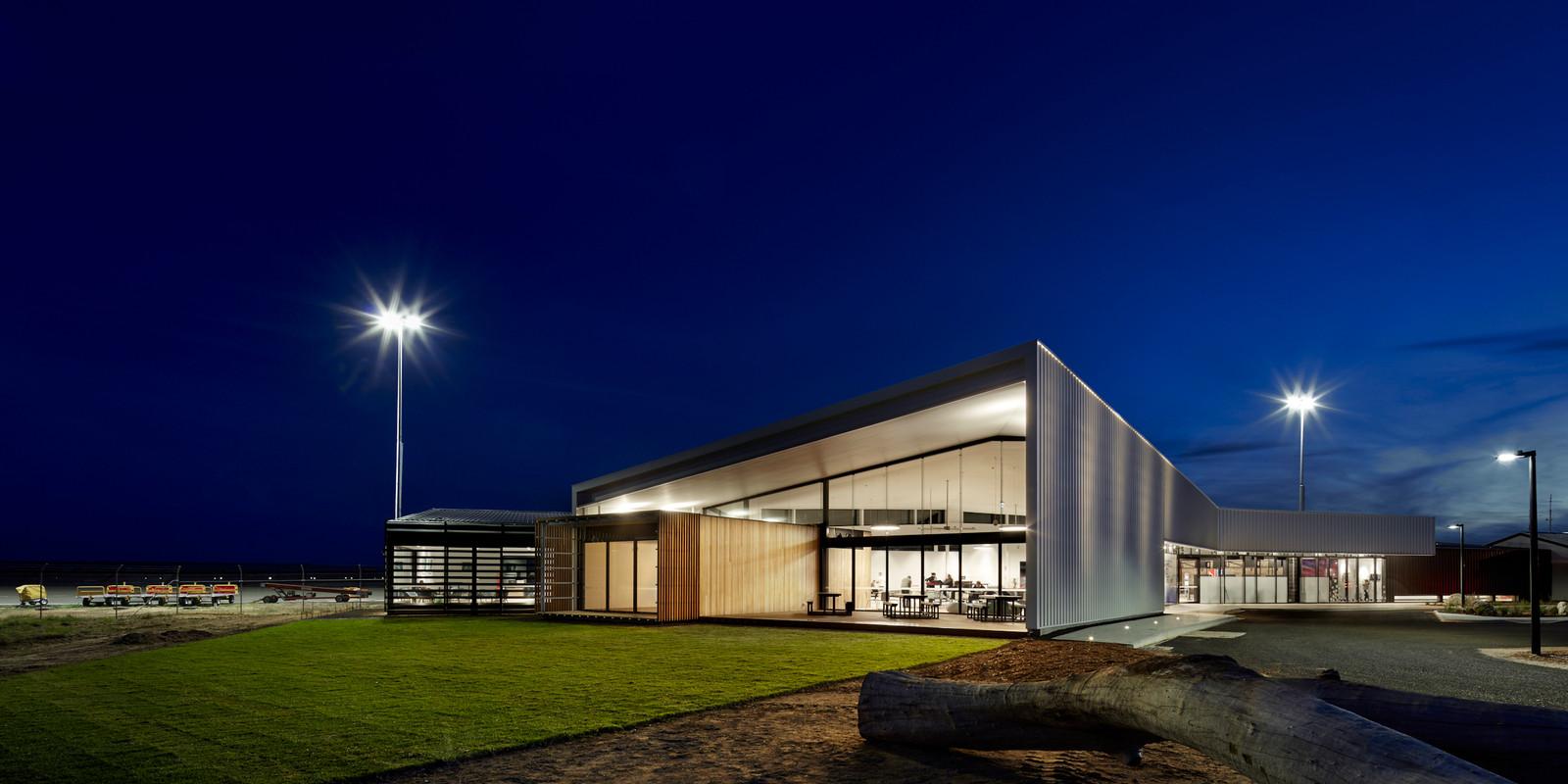 Kangaroo Island Airport Insight Lighting