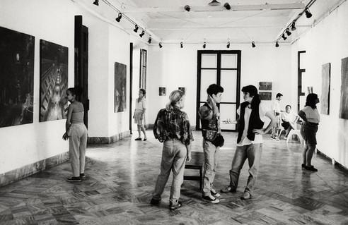 Centro provincial de Artes Plásticas y diseño. La Habana.