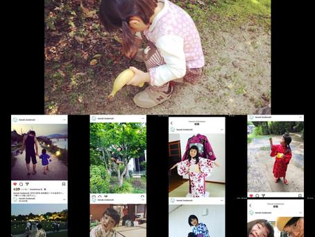 InstagramからTANUKIMONOへお引越しいたしますの巻