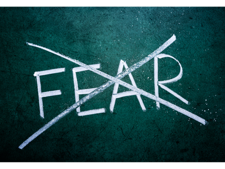 Stop Fearing Failure and Start Fearing the Status Quo.