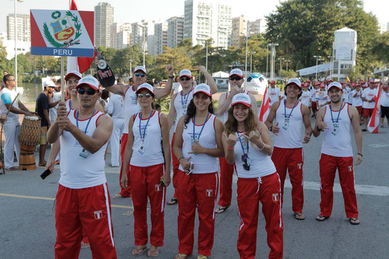 World Sprints Va'a Rio de Janeiro 2014
