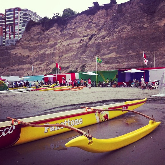 Suramericano de Va'a Lima 2013