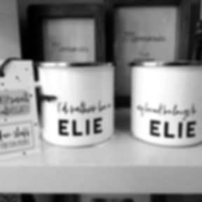Calling all Elie fans! I've gone a bit mad on the branding, but I know how much you love the place_e