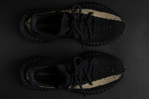 Adidas Yeezy Boost 350 V 2 'Black Green' BY 9611