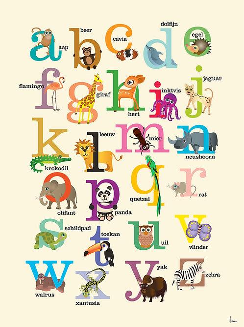 ABC met dieren