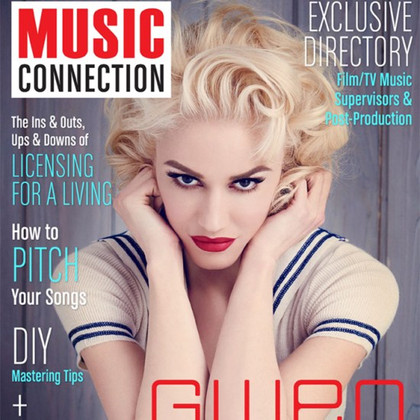 MUSIC CONNECTION ARTICLE