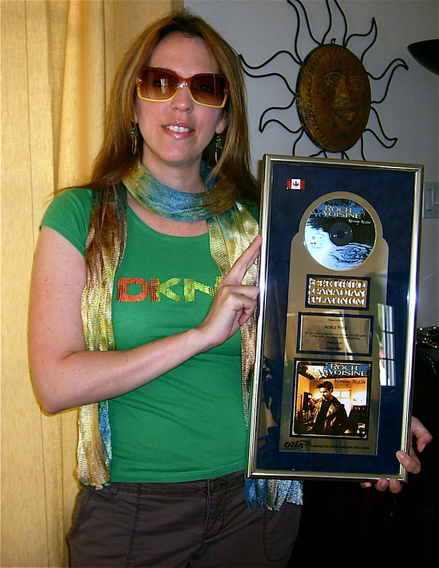 CRIA Platinum Award