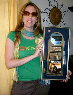 CRIA Platinum Award