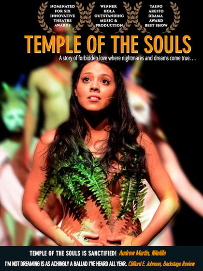 TEMPLE OF THE SOULS OFF BROADWAY MUSICAL