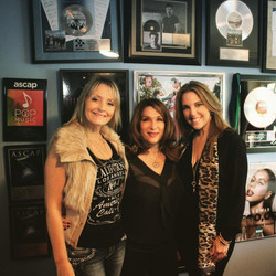 With Hit Songwriter Lindy Robbins