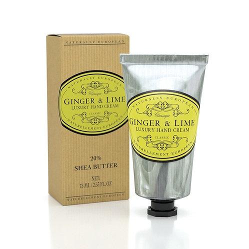 Ginger & Lime Handcreme 75ml