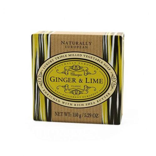 Ginger & Lime Seife, 150g