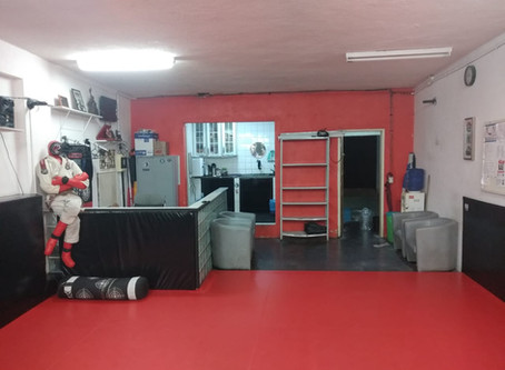 Re-Opening at FT Jiu-Jitsu