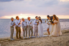 Beach Wedding in Batangas 1