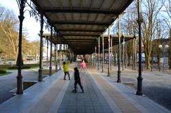 Parc et galerie Marc