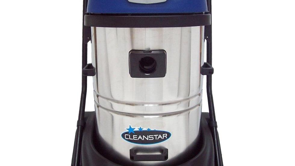 Industrial Wet/Dry Vacuum Cleaner (Twin Motor - 60L)