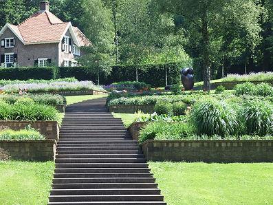 Steile Tuin Park Sonsbeek