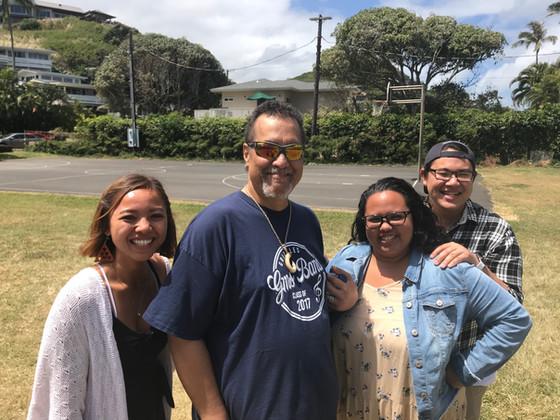 Keʻolu and Uncle Willie K