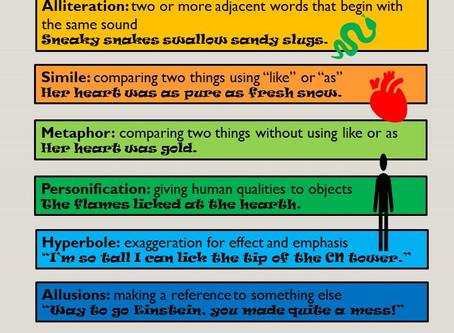 Figuring Out Figurative Language