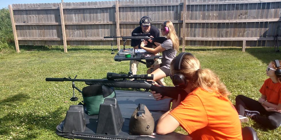 Youth Firearms Workshop  - FULL