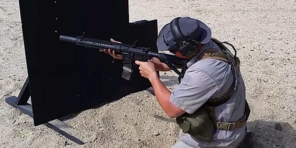 Fighting Carbine Fundamentals (AR-15)  Date TBD