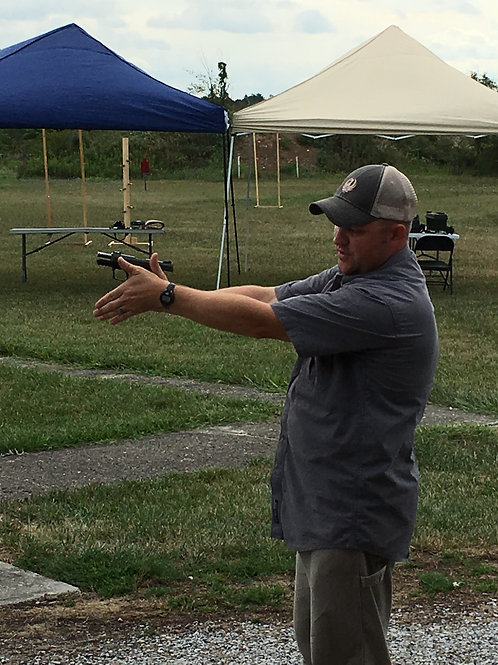 Personal Firearms Coaching