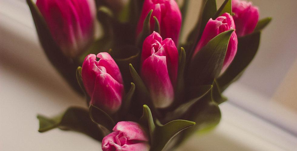 Valentine's Flower Bouquet