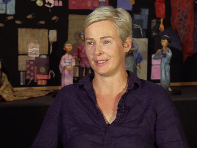 Georgina Hayns