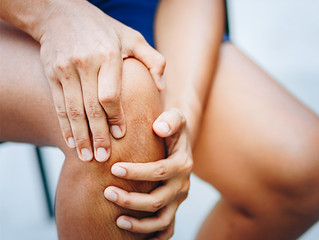3 Quick Tips to Relieve Knee Pain