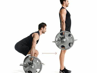 The Deadlift Vs. The Dadlift: One Way Dads Can Overcome Back Pain