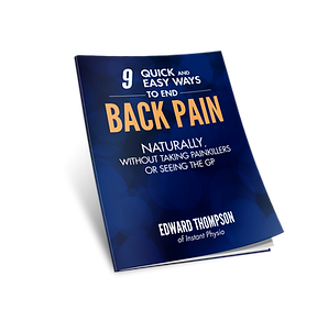 Instant Physio | Back Pain