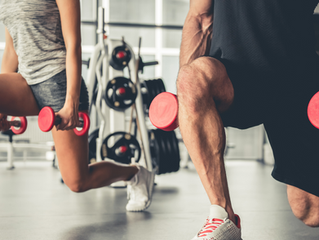 The Top 5 Tips For Your Training Plan If You're Back in The Gym This Week