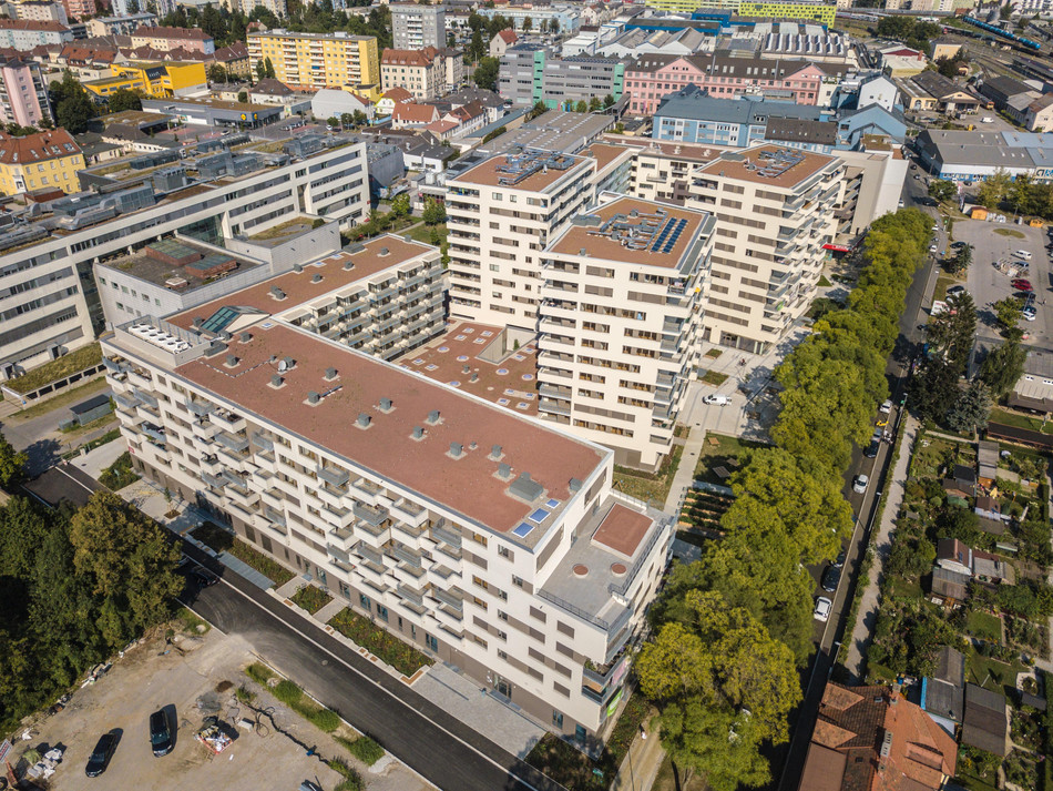 Eckertstraße 30, 8020 Graz – Campus Eggenberg