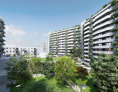 Gödelgasse 6, 8+9, 1100 Wien  - Biotope City Wienerberg BPL 6