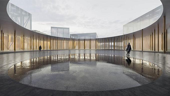Aspern Seestadt - Campus der Religionen, 1220 Wien