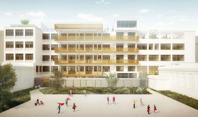 Ganztagesvolksschule Dreyhausenstraße, 1140 Wien