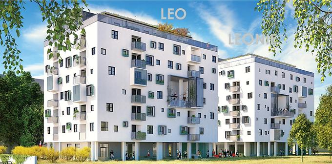 Mizzi-Günther-Weg 1, 1210 Wien - Neu Leopoldau BPL M