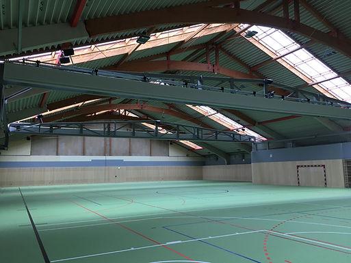 Anton-Böck-Gasse 20, Strebersdorf Schulbrüder - Sporthalle, 1210 Wien
